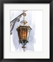 Framed Lantern III
