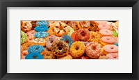 Framed Donut Forget Me