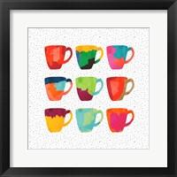 Framed Wild Mugs