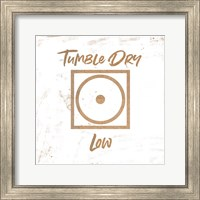 Framed Tumble Dry - Low