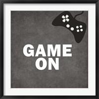 Framed Game On
