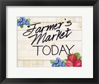 Framed Life on the Farm Sign II v2