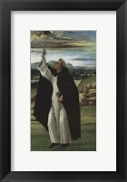 Framed Saint Dominic, 1490s