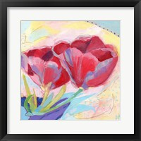 Framed Tulips No. 2