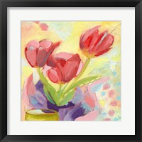Framed Tulips No. 3