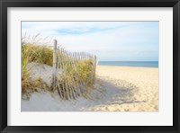 Framed Sandy Neck