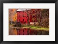 Framed Alley Springs Mill