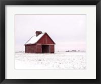 Framed Central Illinois Barn