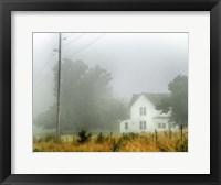 Framed Fog House