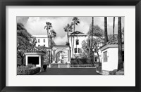 Framed Paramount Stage