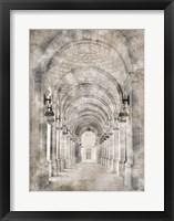Framed Union Station