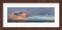 Framed Morning Rise