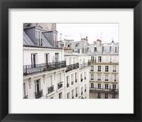 Framed Montmartre