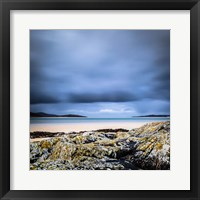 Framed Of Sand and Sea