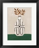 Framed Emile Vase