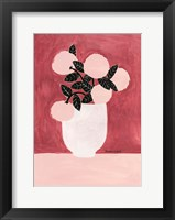Framed Posy Vase