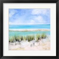 Framed Captiva Island
