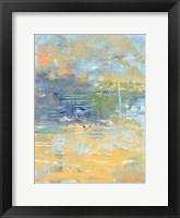 Framed Chesapeake Bay