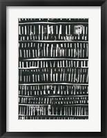 Framed Black Collage
