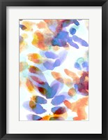 Framed Bloom Indigo