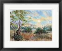 Framed Texas Sunrise