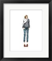 Framed Portfolio 055