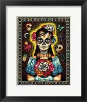 Framed Muerta