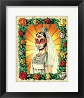 Framed Muerta Bride