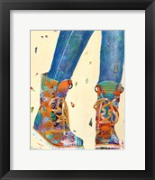 Framed Hiking Boots