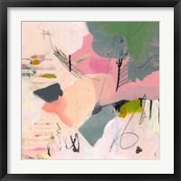 Framed Sylvan Zephyr No. 1