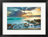 Framed Ocean Sunrise