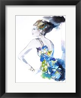 Framed Flower Dress