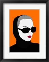 Framed Lady No. 10