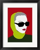 Framed Lady No. 11