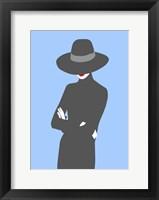 Framed Lady No. 2