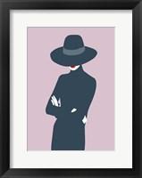 Framed Lady No. 3