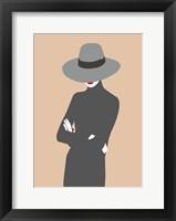 Framed Lady No. 5
