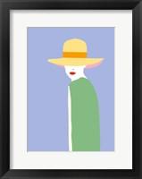 Framed Lady No. 6