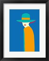 Framed Lady No. 7