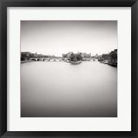 Framed Ile de la Cite