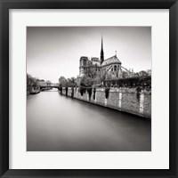 Framed Notre Dame II