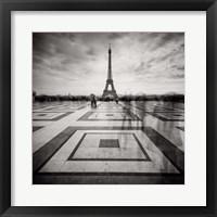 Framed Tourists