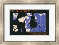 Framed Victor Bicycles (horizontal)