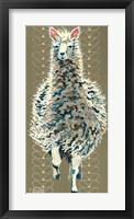Framed Drama Llama