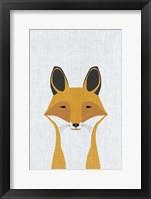 Framed Foxy