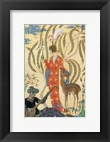 Framed Persia