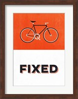 Framed Fixed