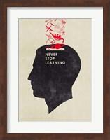 Framed Never Stop Learning