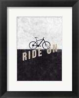 Framed Ride On