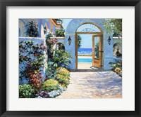 Framed Hotel California
